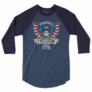 EagleFreedomPrint_mockup_Heather-DenimNavy
