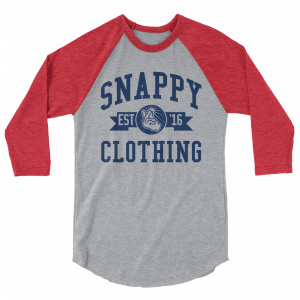 SnappyClothing1colorNavy_mockup_Heather-GreyHeather-Red